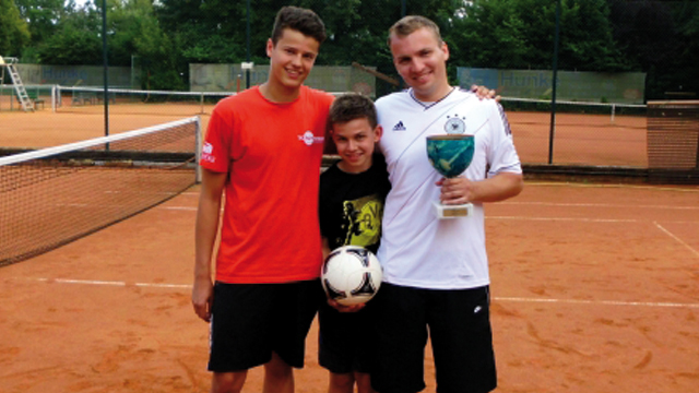 Tennisfußball5