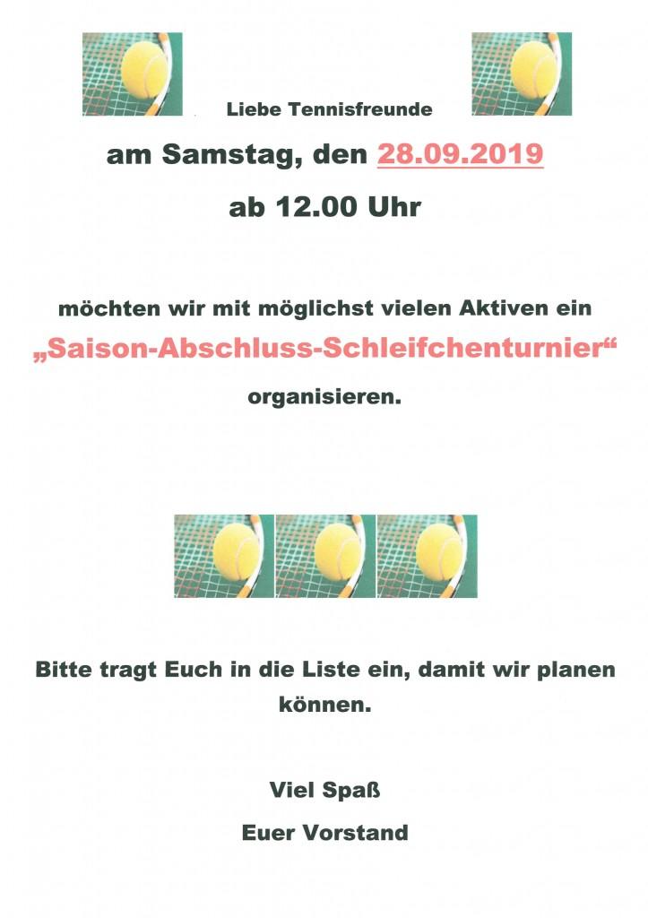 Schleifchenturnier2019